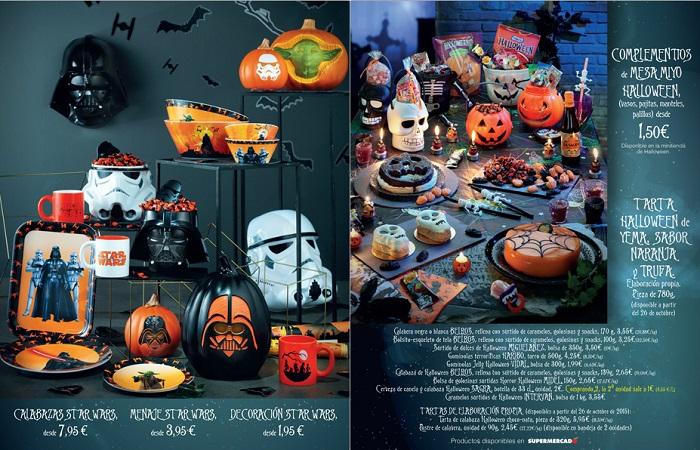 el corte inglés halloween 2015