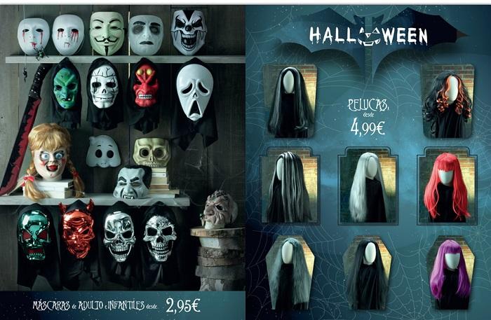 máscaras el corte inglés