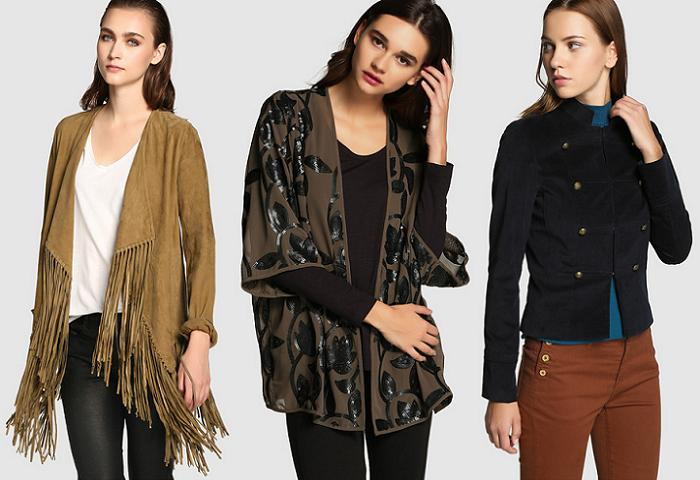 moda el corte ingles otoño invierno 2015 2016 chaquetas