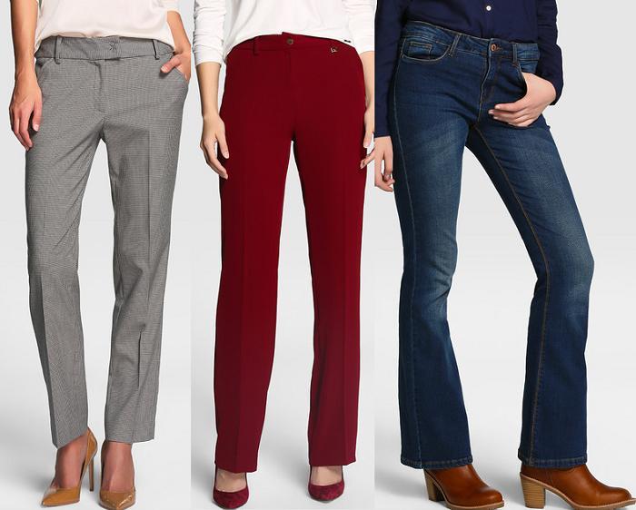moda el corte ingles otoño invierno 2015 2016 pantalones