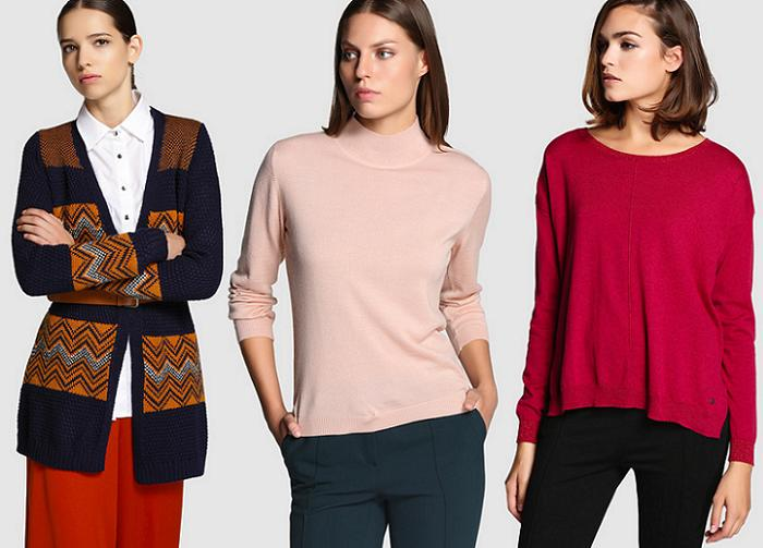 moda el corte ingles otoño invierno 2015 2016 punto jerseis
