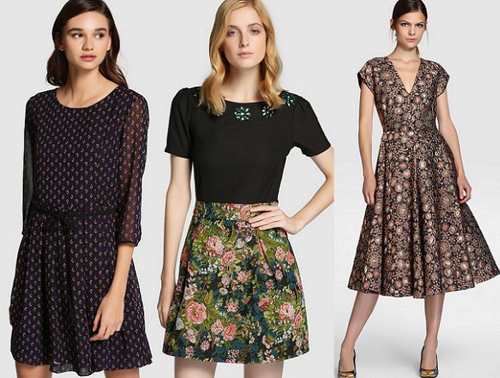 moda el corte ingles otoño invierno 2015 2016 vestidosmoda el corte ingles otoño invierno 2015 2016 vestidos