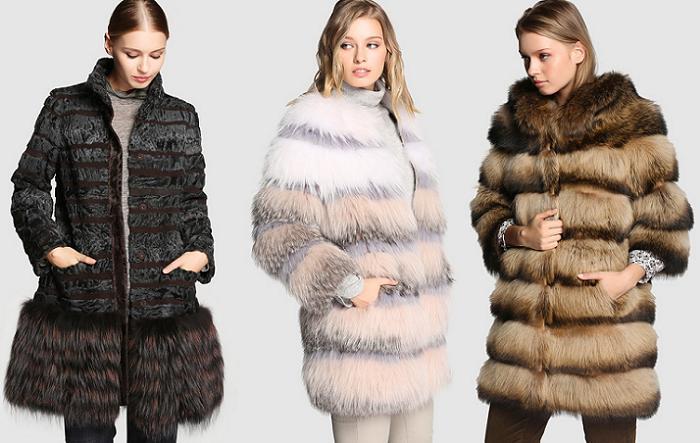 peleteria abrigos de piel el corte ingles 2015 2016