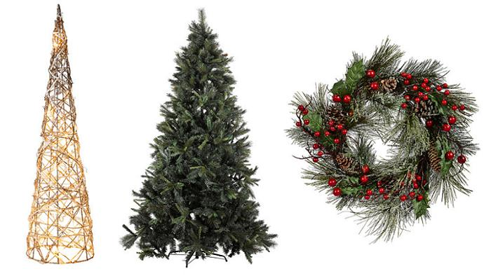 arboles navidad el corte ingles 2015