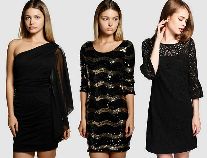 vestidos formula joven 2016 terciopelo lentejuelas