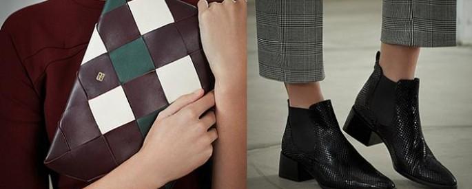 catalogo de bolsos y zapatos gloria ortiz invierno 2016 elegancia en complementos de moda