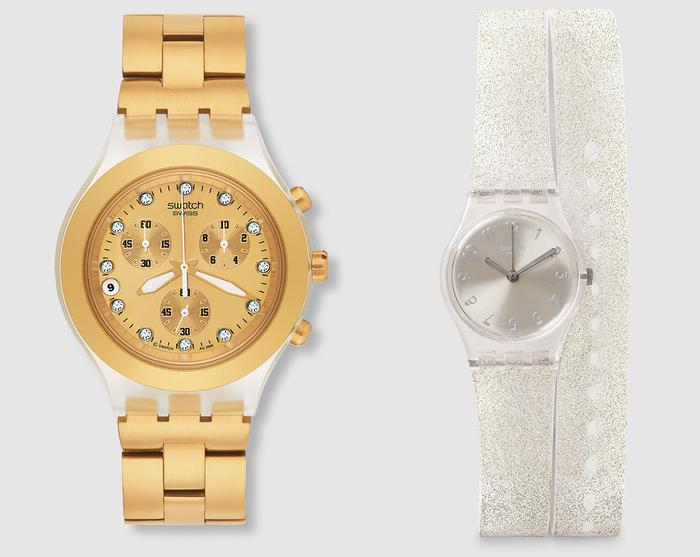 relojes swatch el corte ingles acero