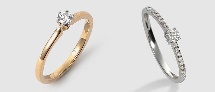 anillos de compromiso el corte ingles solitarios