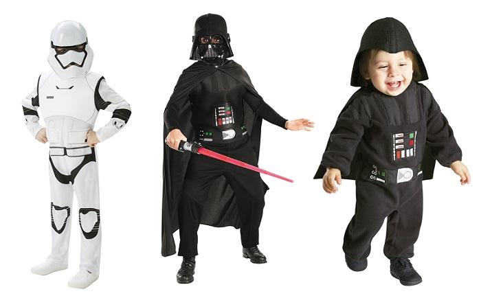 Disfraces El Corte Inglés Star Wars