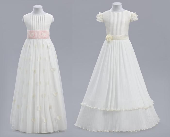 vestidos de comunion el corte ingles 2016 de firma
