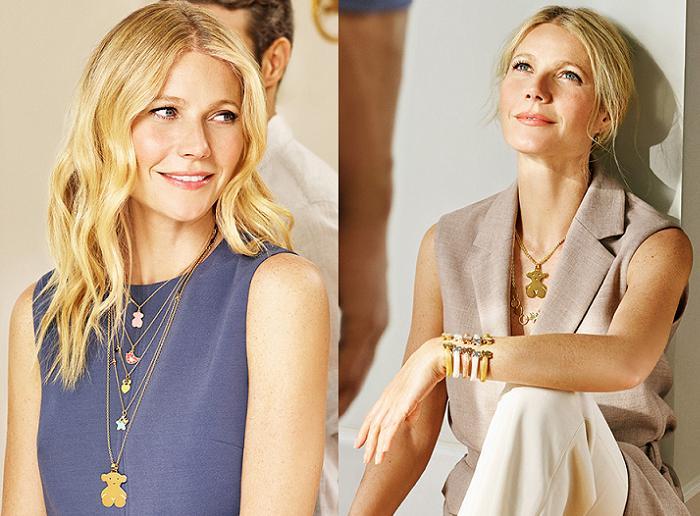 colección tous primavera verano 2016 Gwyneth Paltrow