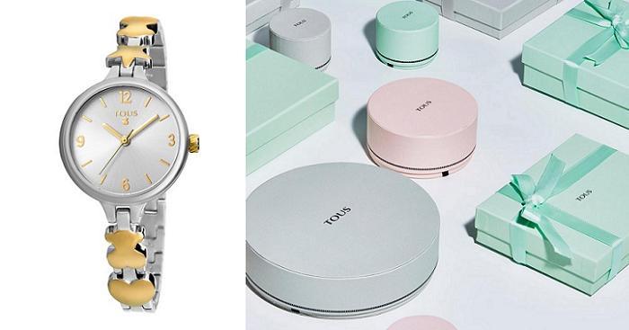 Nuevos Relojes Tous Niña Un Regalo Ideal Para Comuniones Fans De El Corte Ingles