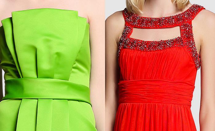 vestidos de fiesta el corte ingles 2016 para bodas comuniones y eventos