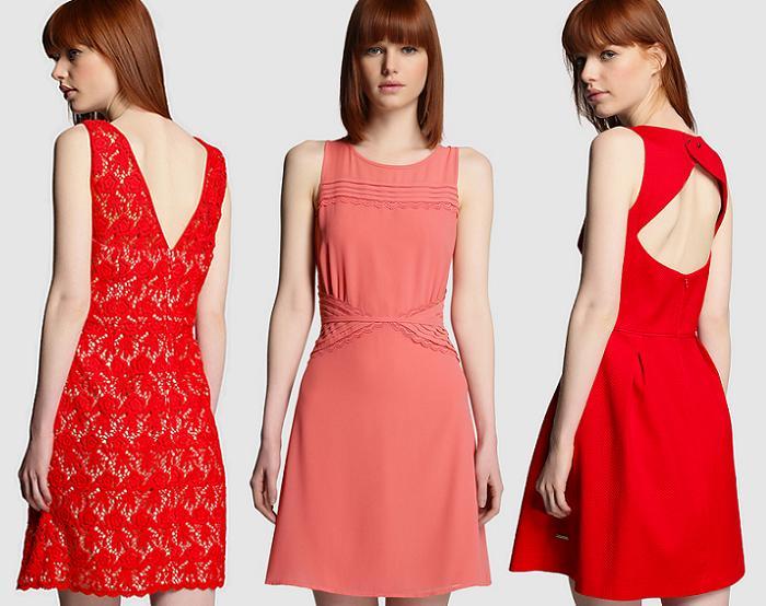vestidos de fiesta tintoretto 2016