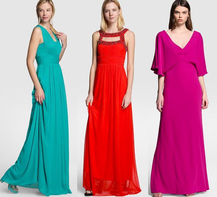 vestidos para bodas el corte ingles 2016