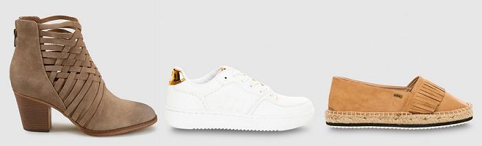 zapatos mustang el corte ingles