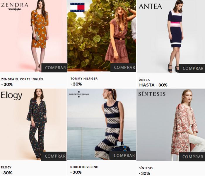 8 dias de oro el corte ingles 2016 moda
