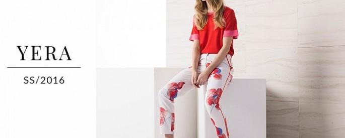 Catálogo YERA primavera verano 2016: Moda mujer El Corte Inglés