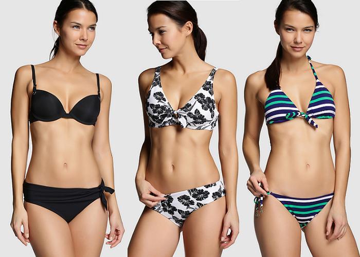 moda bikinis enfasis el corte ingles 2016