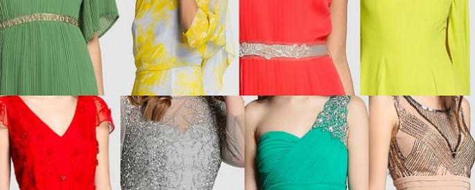 vestidos largos el corte ingles 2016 para bodas invitadas perfectas