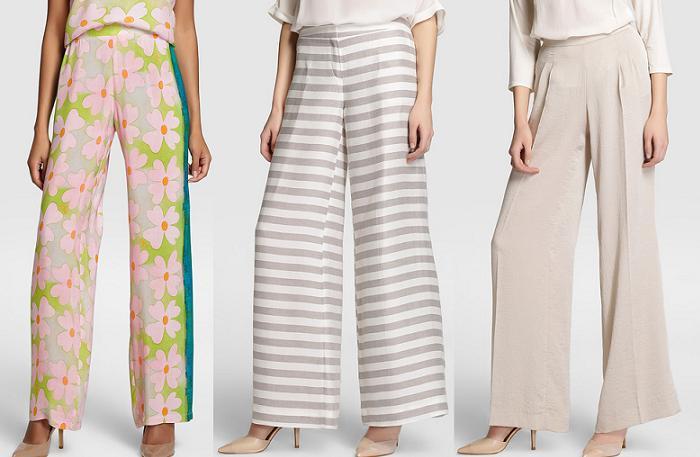 pantalones palazzo el corte ingles 2016