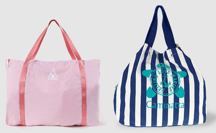 bolsos de playa en el corte ingles 2016