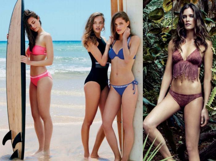 summertime bikinis el corte ingles 2016