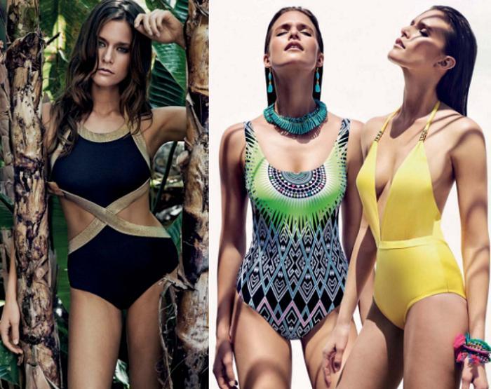 trikinis bañadores summertime el corte ingles 2016