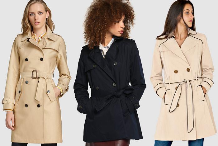 gabardinas abrigos mujer el corte ingles otoño invierno 2016 2017