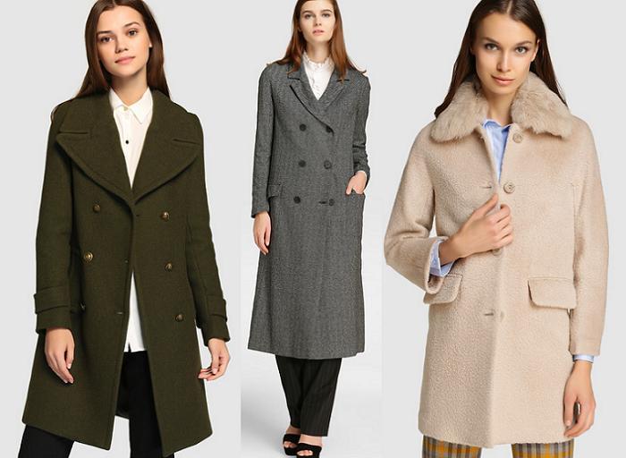 moda abrigos mujer el corte ingles otoño invierno 2016 2017