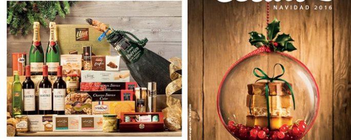 catalogo de lotes y cestas de navidad el corte ingles 2016 2017 un regalo perfecto