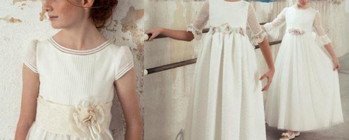 catalogo vestidos de comunion 2017 el corte ingles