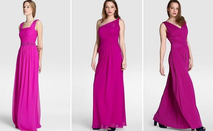 vestidos largos tintoretto